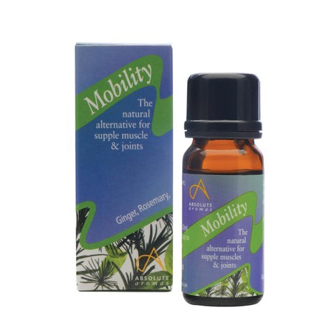 Aromatherapy 10 ml Absolute Aromas Mobility Aromatherapy Blend 10ml