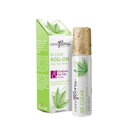 Image of Cannafloria Aromatherapy Roll-On