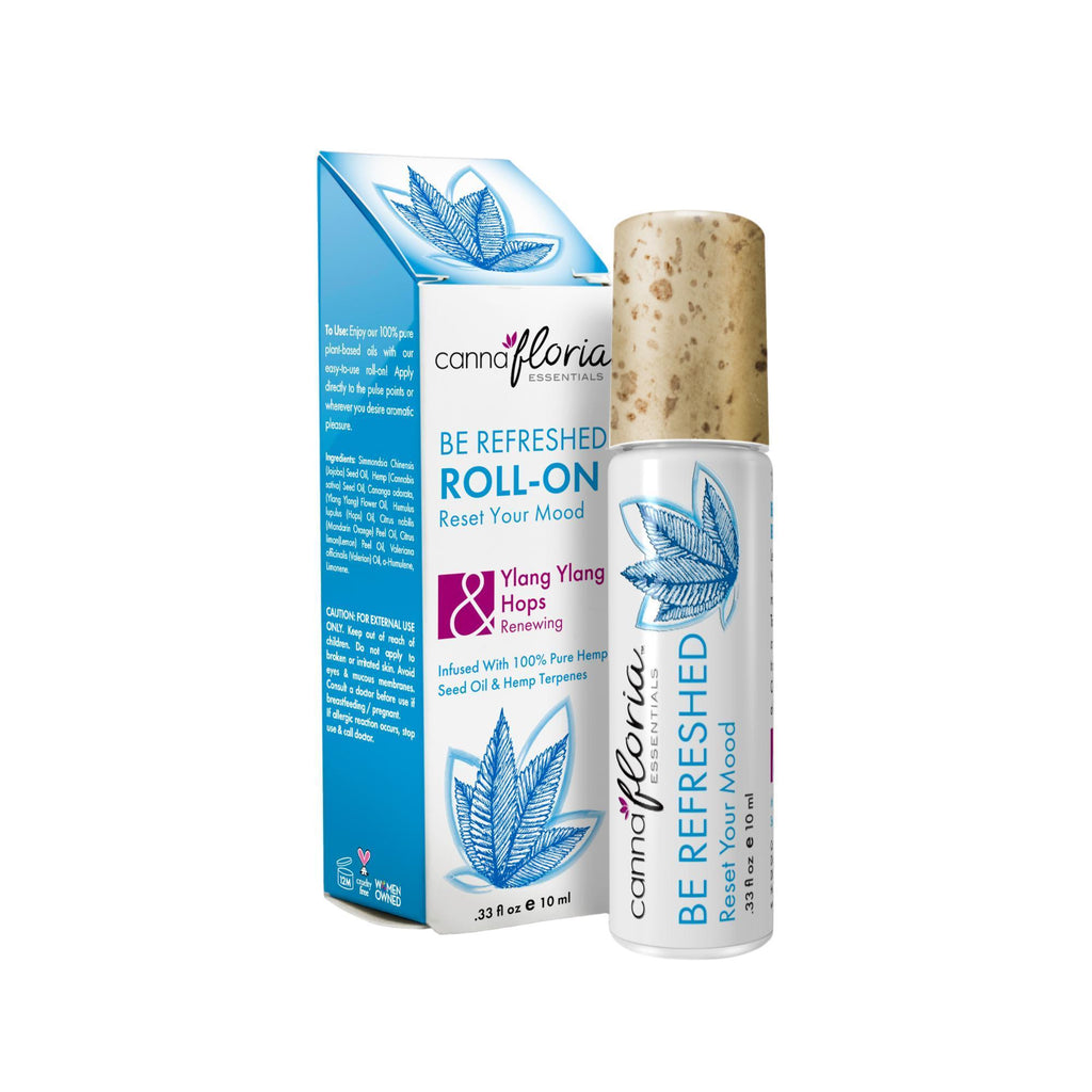 Cannafloria Aromatherapy Roll-On