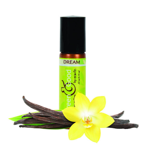 Image of Aromatherapy Dream / Vanilla Essence Eco-fin Aroma-Rollie