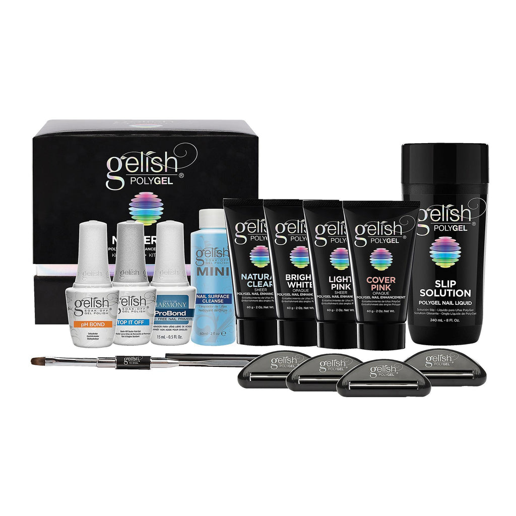 Artificial Nail Enhancements Gelish POLYGEL Master Kit
