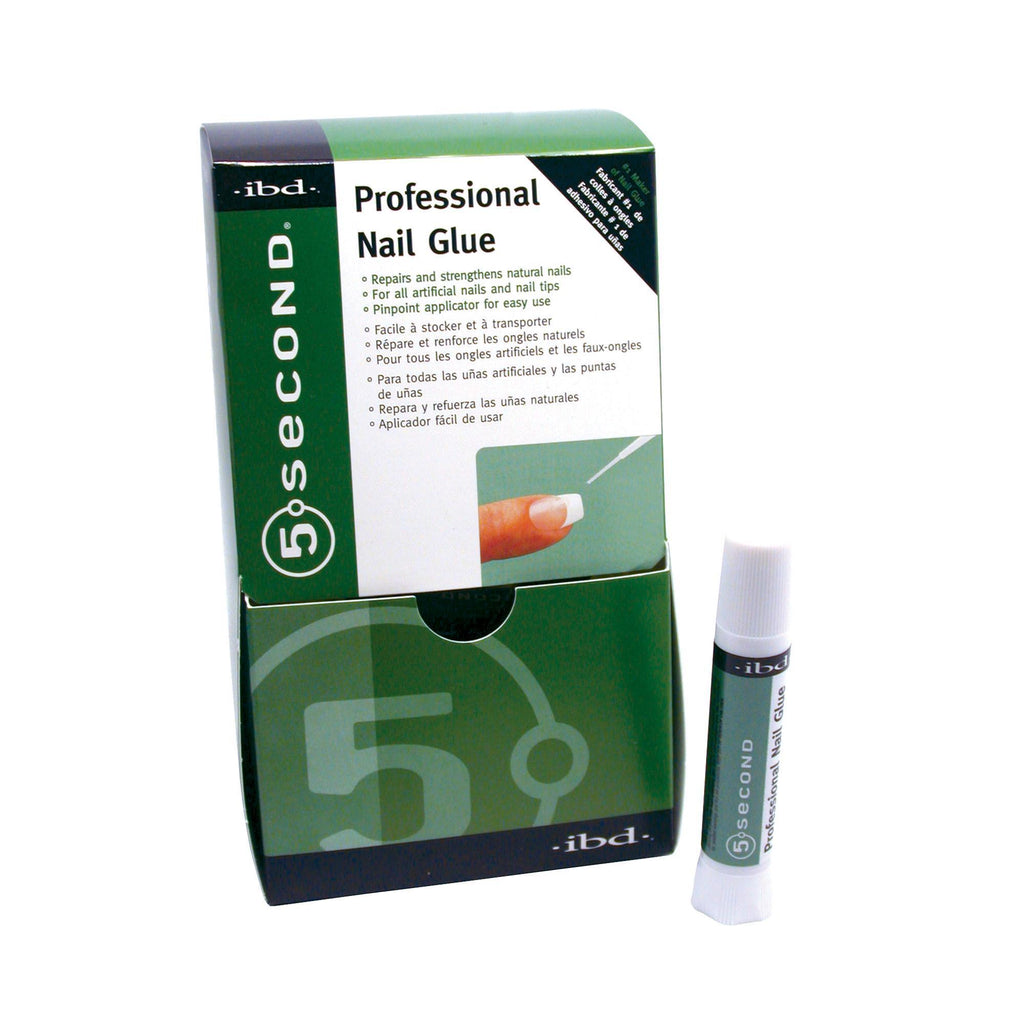Artificial Nail Enhancements IBD Professional Nail Glue
