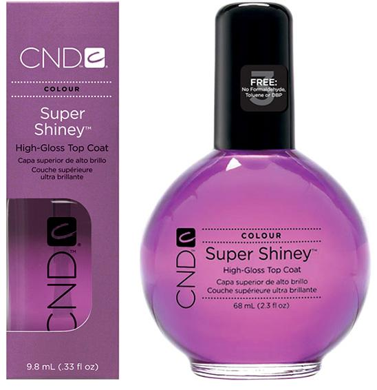 Bases & Topcoats CND Super Shiney Top Coat