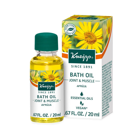 Image of Bath & Body 0.67oz Kneipp Arnica Bath Oil Joint & Muscle