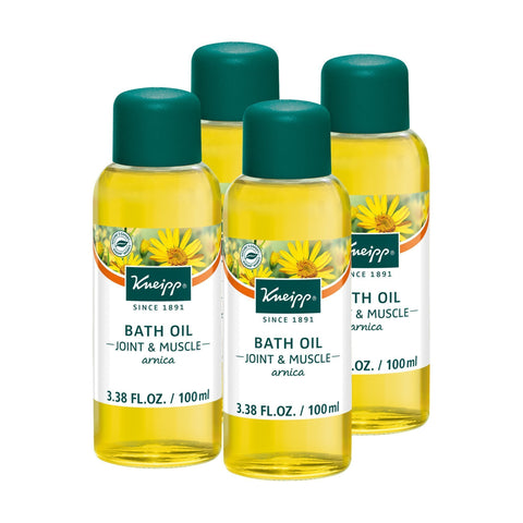 Image of Bath & Body 13.5 oz Kneipp Arnica Joint & Muscle Bath Oil
