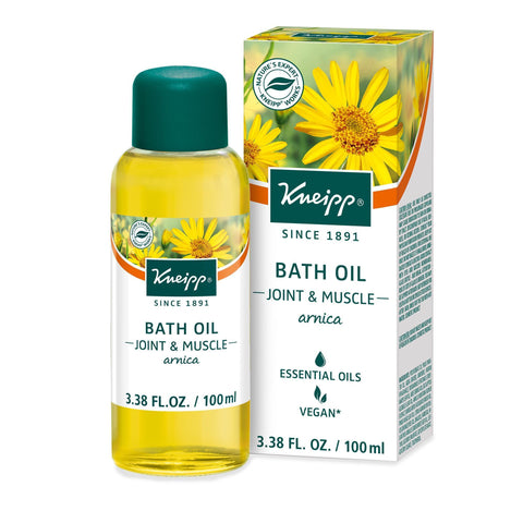 Image of Bath & Body 3.38oz Kneipp Arnica Bath Oil Joint & Muscle