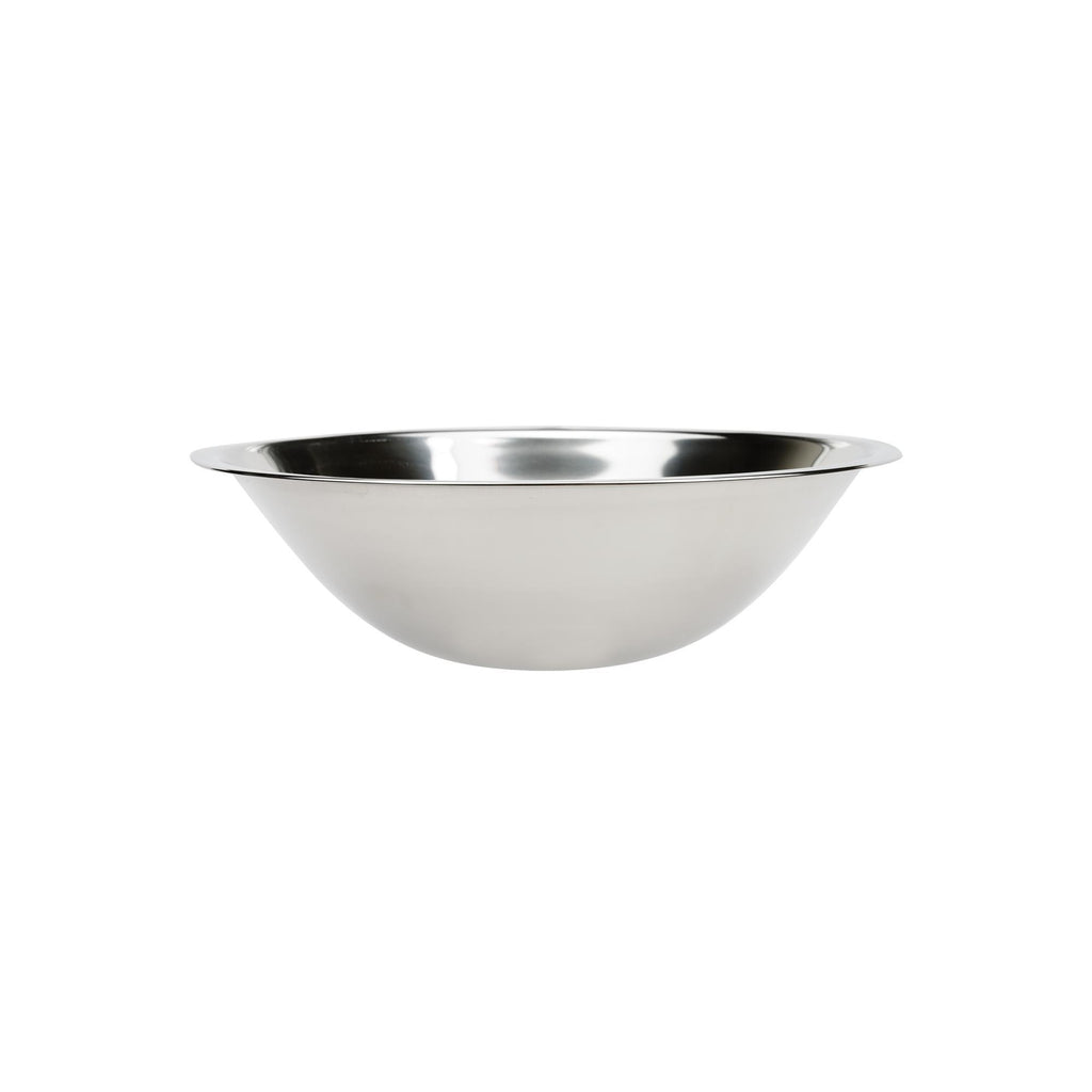 Bowls & Dishes 3 qt. Stainless Steel Bowl