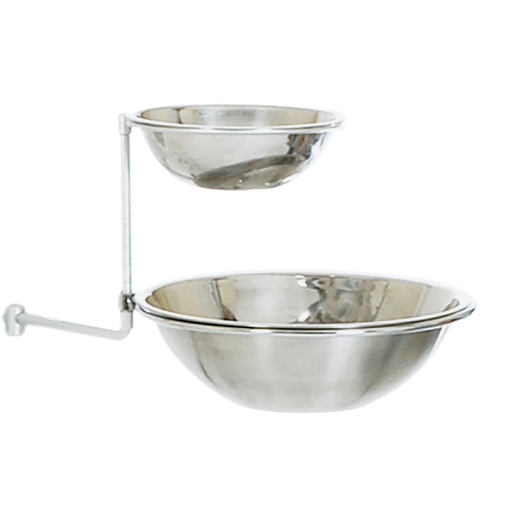 Bowls & Dishes Silhouet-Tone Bowl Holder / Double