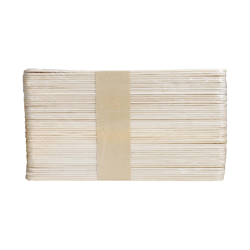 "Brushes, Applicators & Spatula DUKAL  Reflections NW Wood Applicator- 3/4"" x 6"" - 50 Pack"