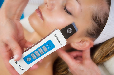 Bio-Therapeutic bt-micro Ultrasonic Exfoliation