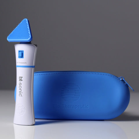 Image of Bio-Therapeutic bt-sonic® Facial Cleansing Brush