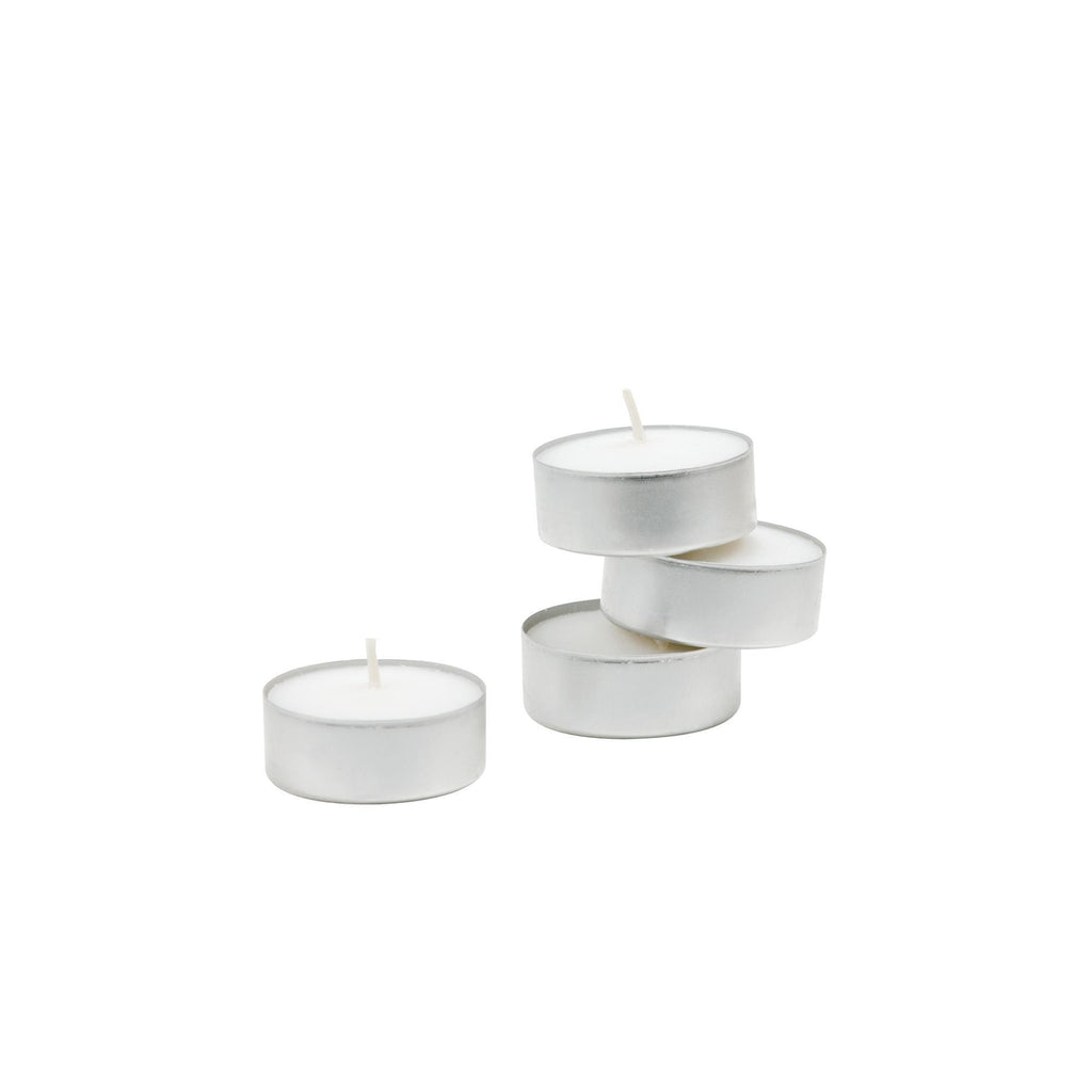 Candles Tea Light Candles / Unscented / 125pc