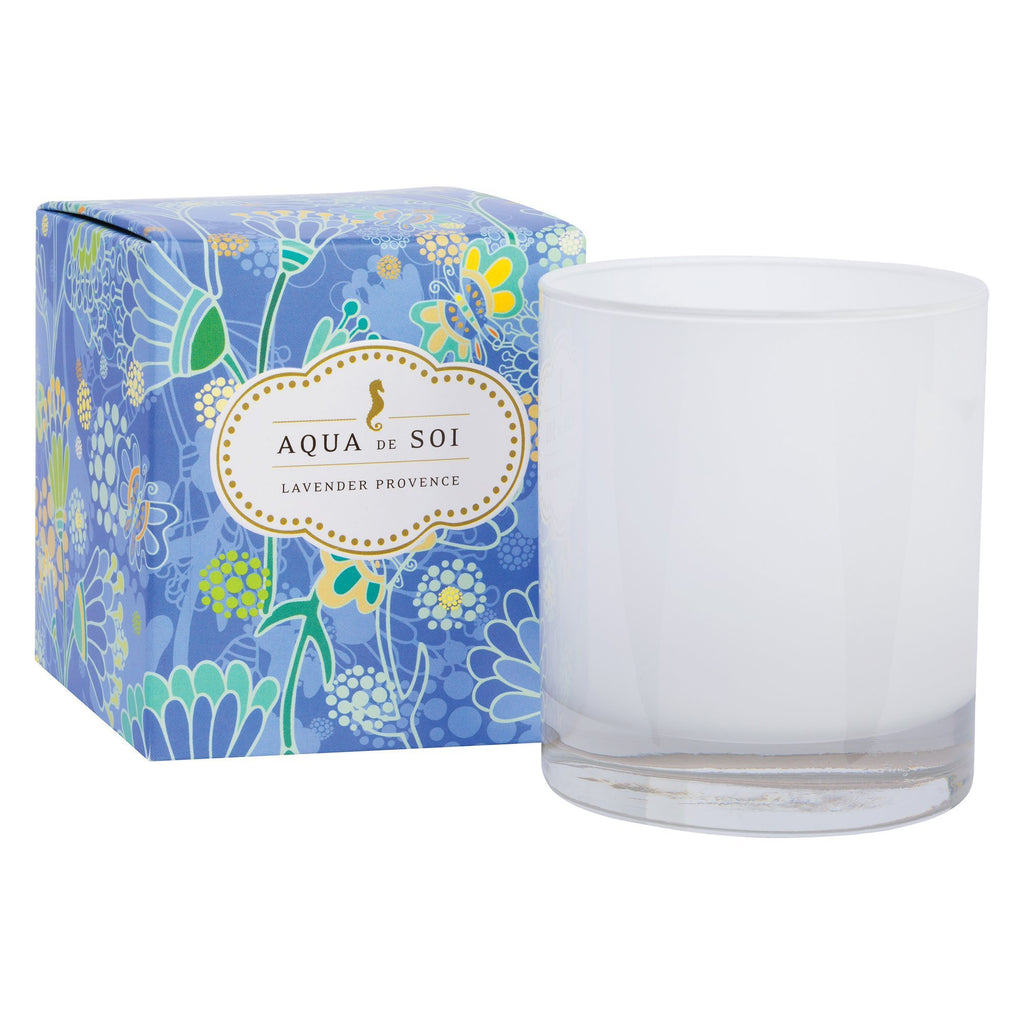 Candles Aqua de Soi Lavender Provence Boxed Candle