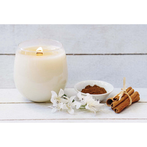 Image of Candles Sanari Candle / Crema Bucca / 8.5oz