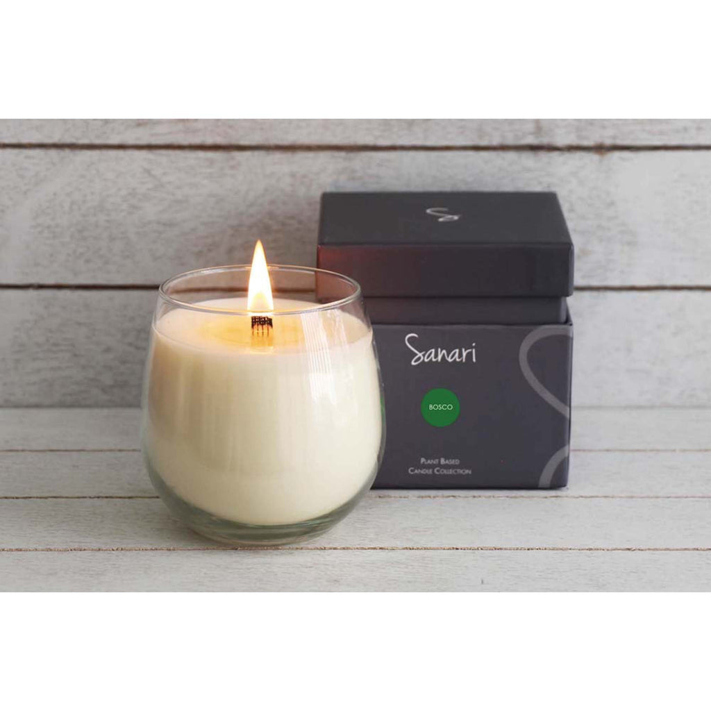 Candles Sanari Candle / Bosco / 8.5oz