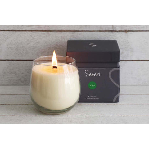 Image of Candles Sanari Candle / Bosco / 8.5oz