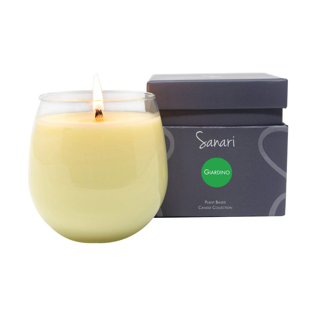 Candles Sanari Candle / Giardino / 16oz