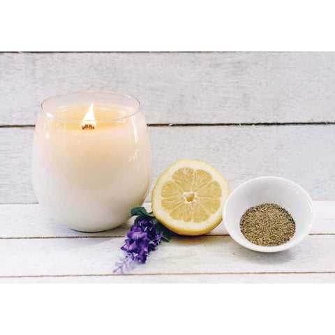Image of Candles Sanari Candle / Giardino / 16oz