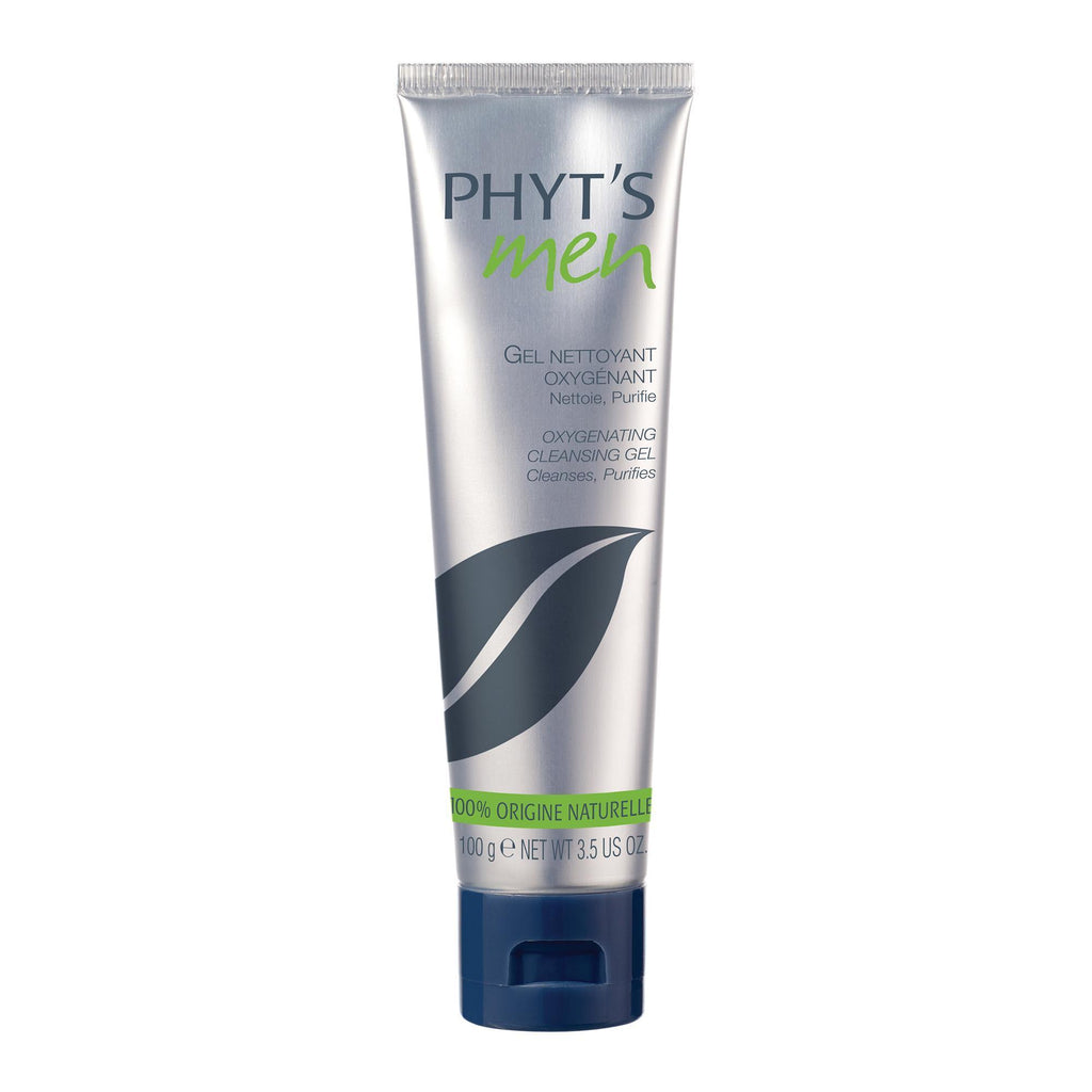 Cleansers & Removers PHYT'S Men's Oxygenating Cleansing Gel