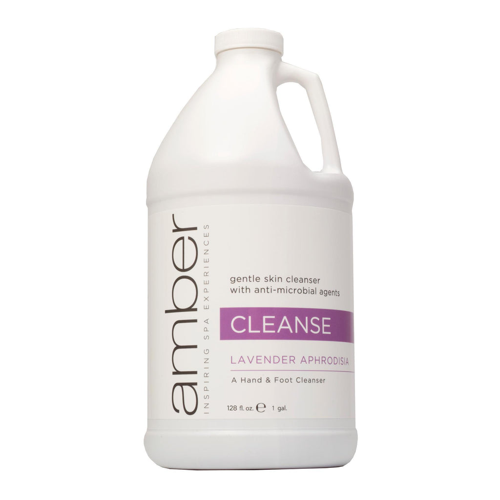 Cleansers & Removers Amber Cleanse / Lavender Aphrodisia / 1gal
