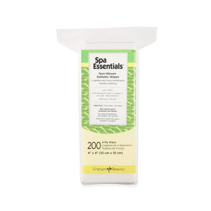 Spa Essentials Esthetic Wipes, 200 ct