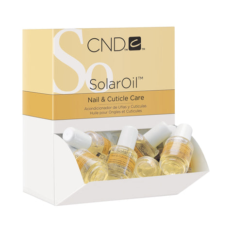 Image of Cuticle Oils 16 pc (.5 fl oz) CND SolarOil