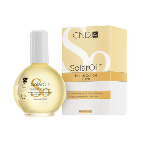 Image of Cuticle Oils 2.3oz CND SolarOil