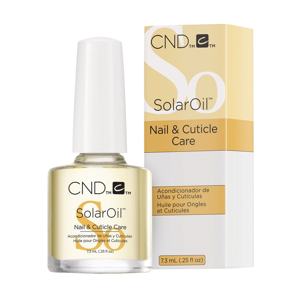 Cuticle Oils .25oz CND SolarOil
