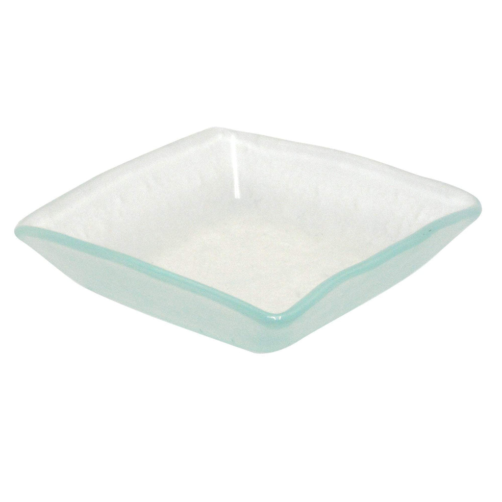Dishes, Cups & Bowls FOH Arctic Dish / Square / Frosted