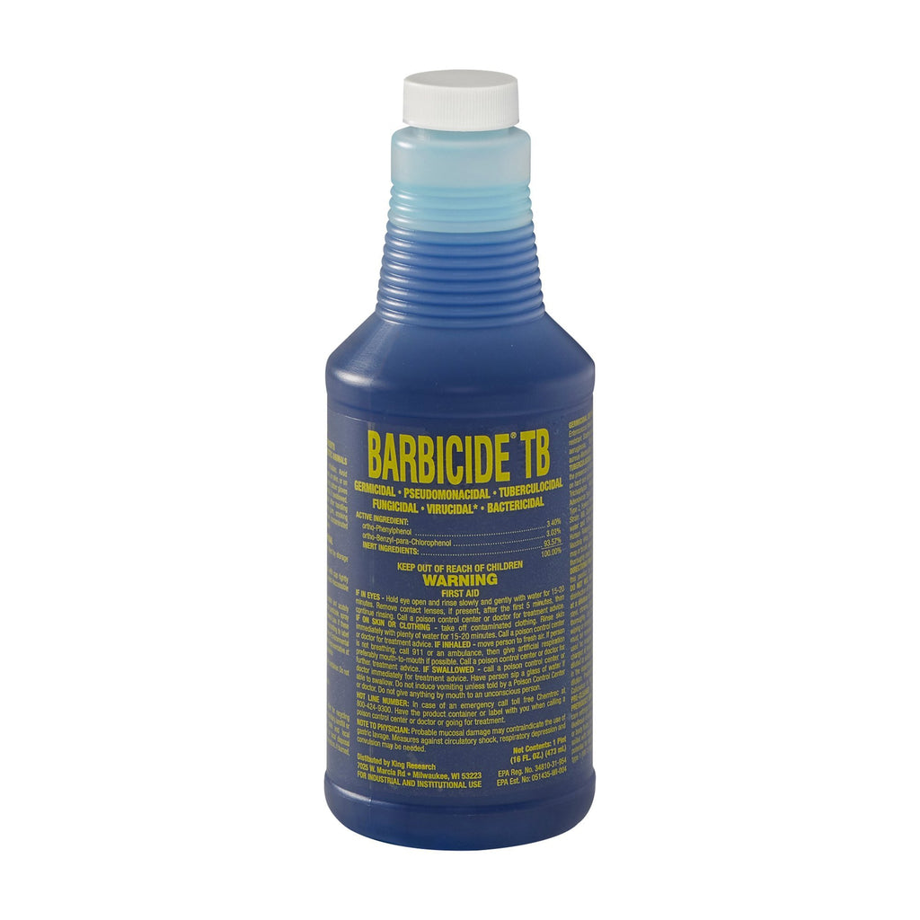 Disinfectant Concentrate Barbicide Plus Disinfectant Concentrate / 16oz