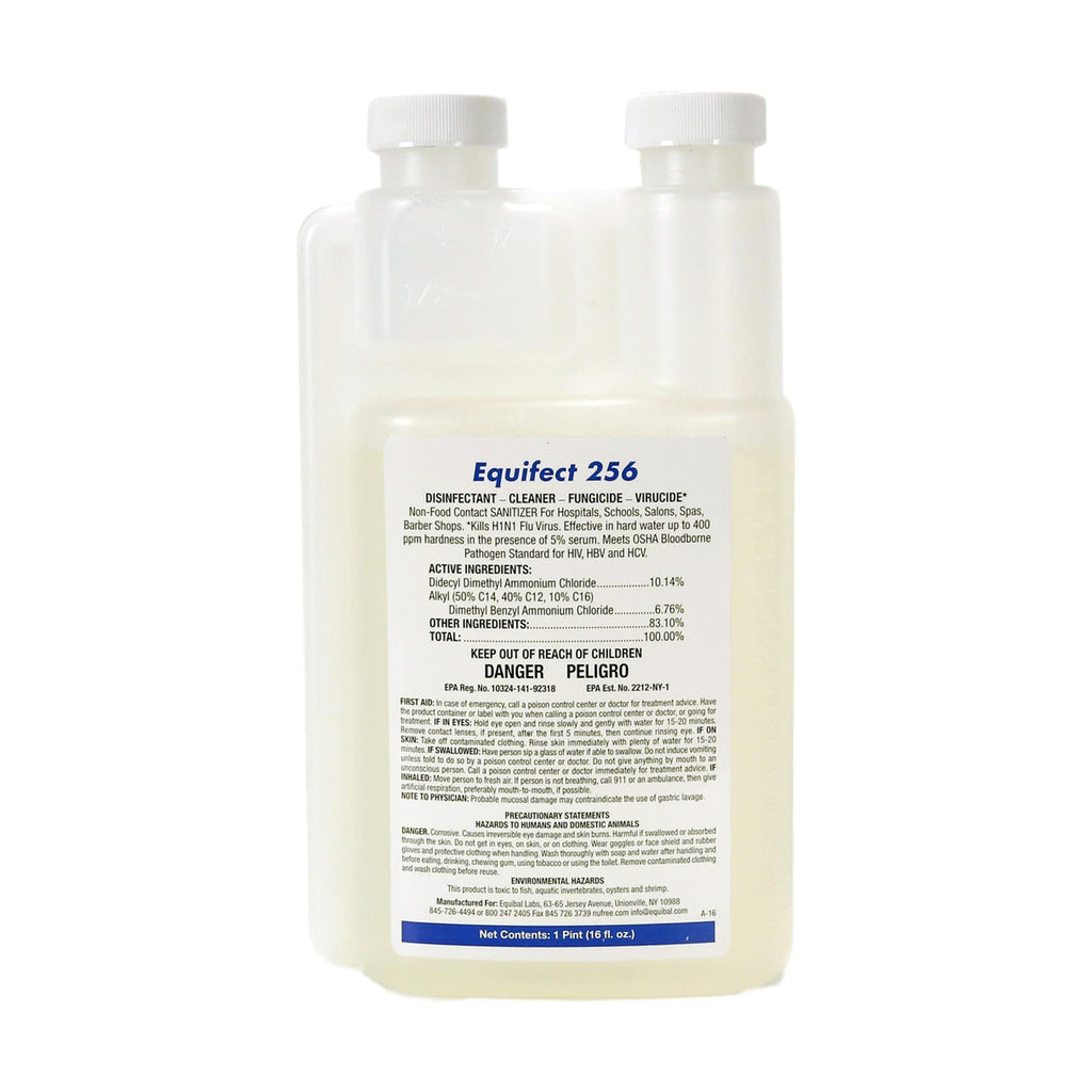 Equifect 256 Disinfectant, 16 oz