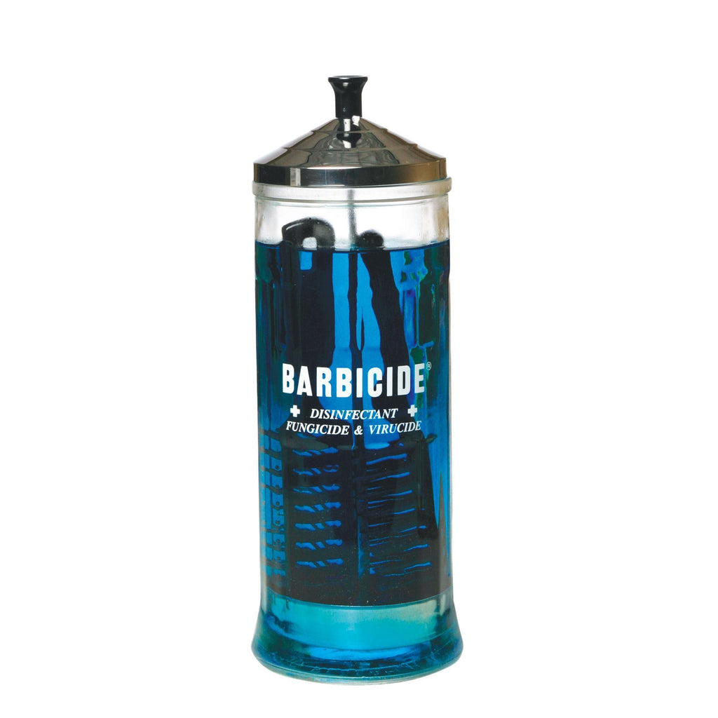 Disinfectant Concentrate Barbicide Disinfecting Jar with Lid