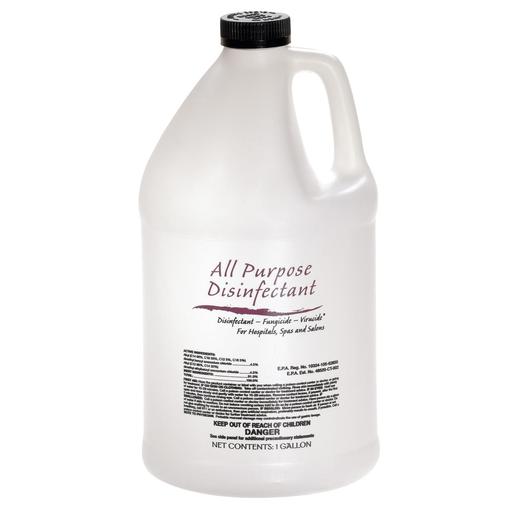 Disinfectant Concentrate Pedi Clear All Purpose Disinfectant / 1gal