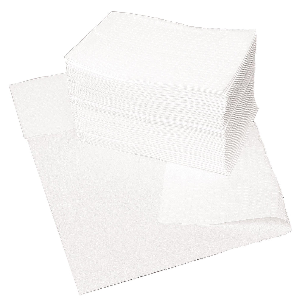 Disposable Towels & Wash Cloth Spa Essentials Paper Towels / Water Resistant / 500pc