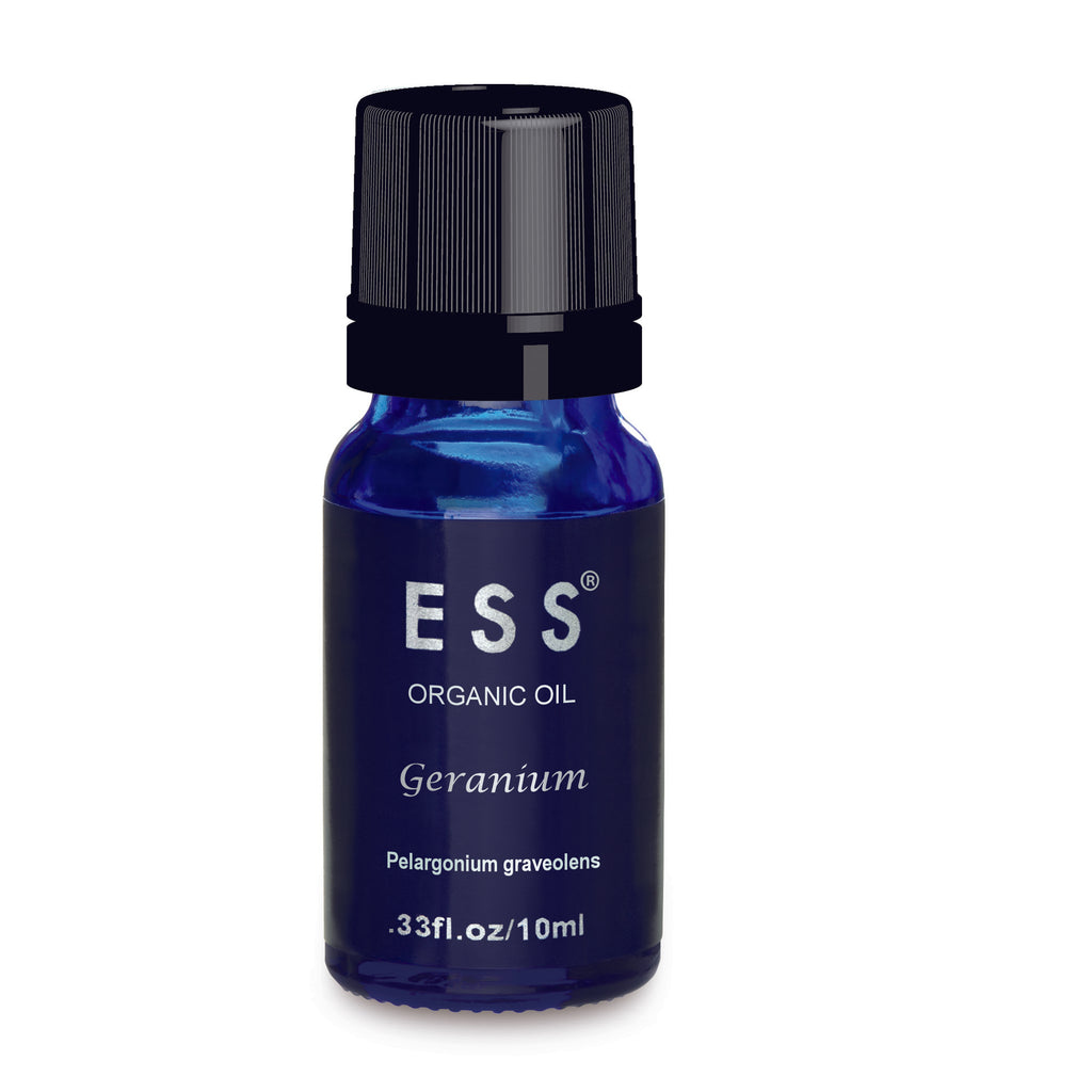ESS Organic Geranium Essential Oil, 10ml
