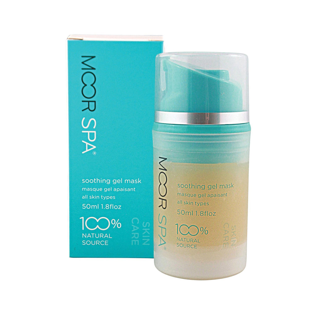 Exfoliants, Peels, Masks & Scr 1.8 floz Moor Spa Soothing Gel Mask 1.8 floz