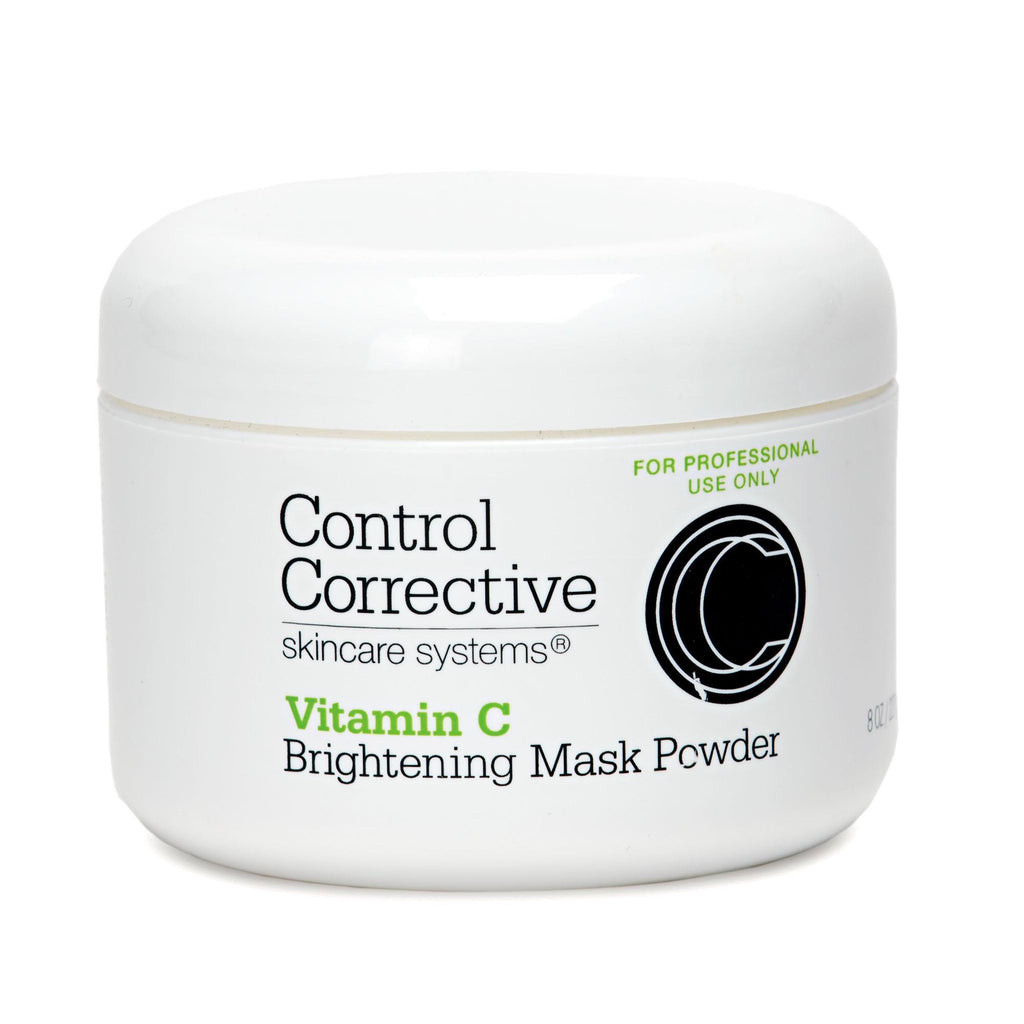 Exfoliants, Peels, Masks & Scr Control Corrective Vitamin C Brightening Mask Powder / 8oz