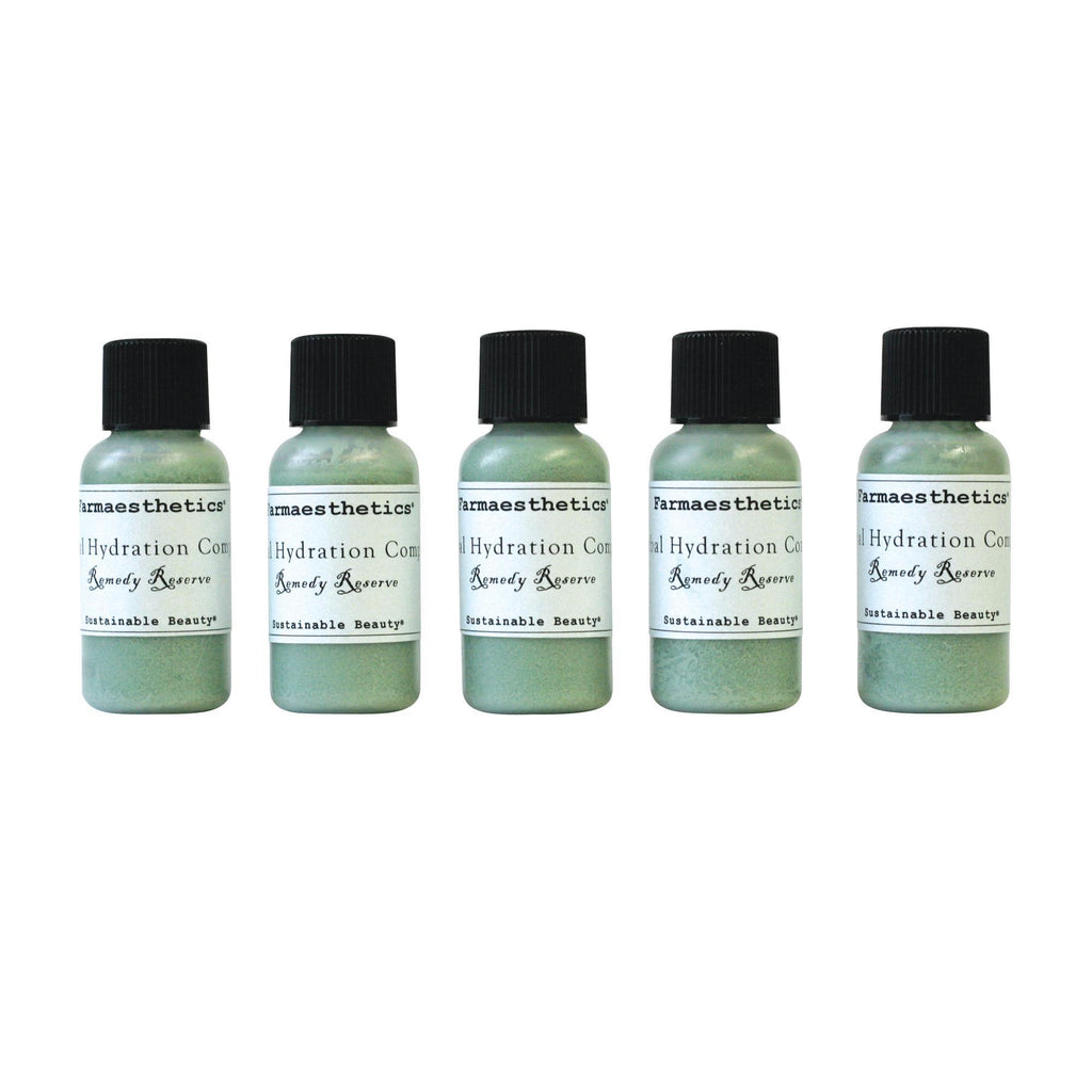 Exfoliants, Peels, Masks & Scr Farmaesthetics Herbal Hydration Complex / Sampler Pack / 5pc