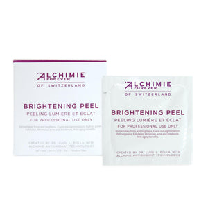 Exfoliants, Peels, Masks & Scr Alchimie Forever Brightening Peel / 0.17oz / 20 Count