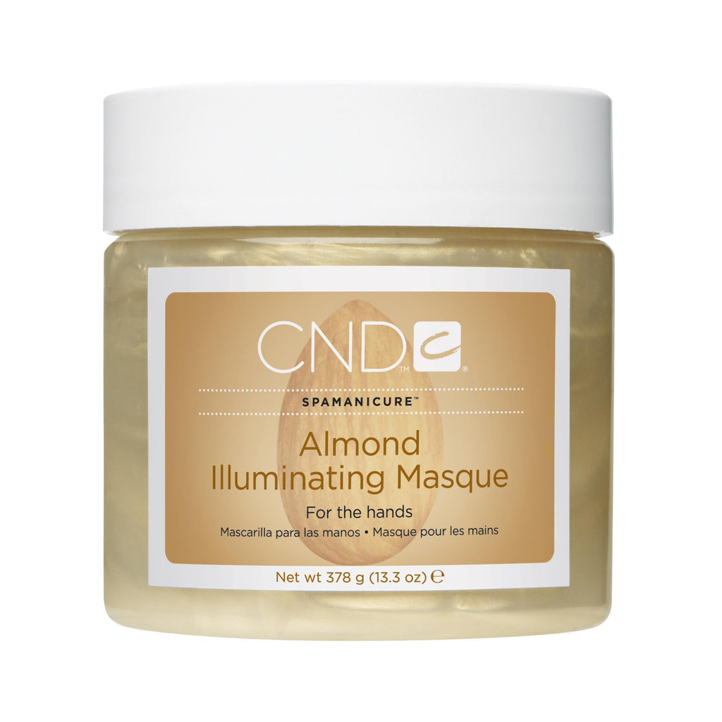 Exfoliants, Peels & Scrubs 13.3oz CND Almond Illuminating Mask