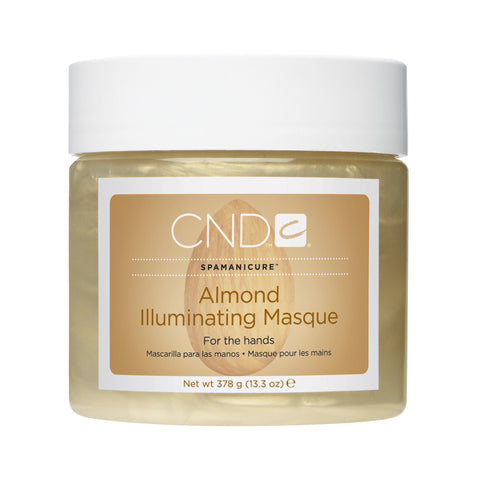 Image of Exfoliants, Peels & Scrubs 13.3oz CND Almond Illuminating Mask