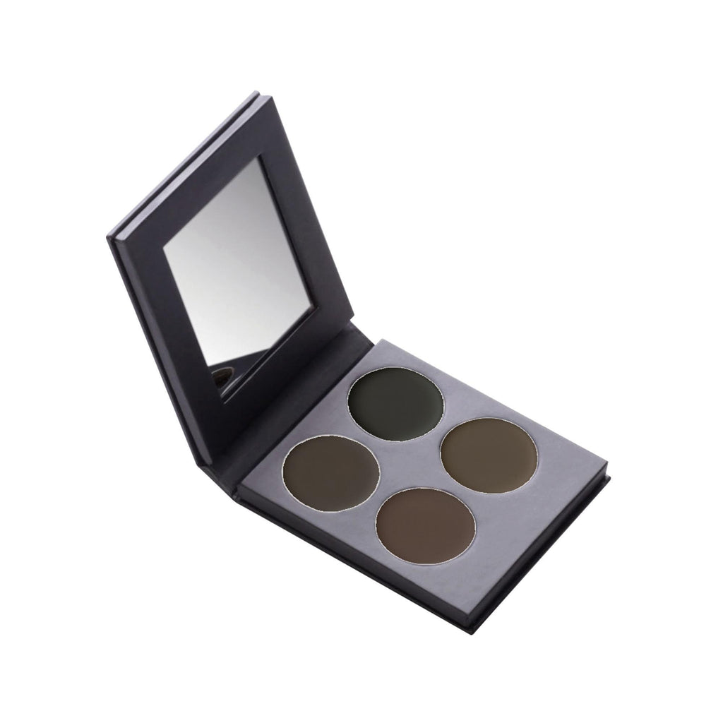 MUD Collections, Eyebrow Cream Palette