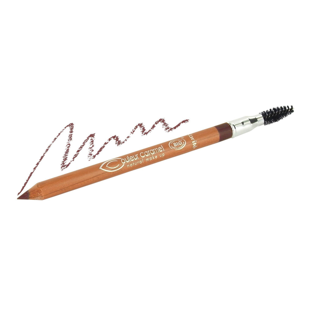 Eyelash & Brow Products Couleur Caramel Eyebrow Pencil N°120 Brown