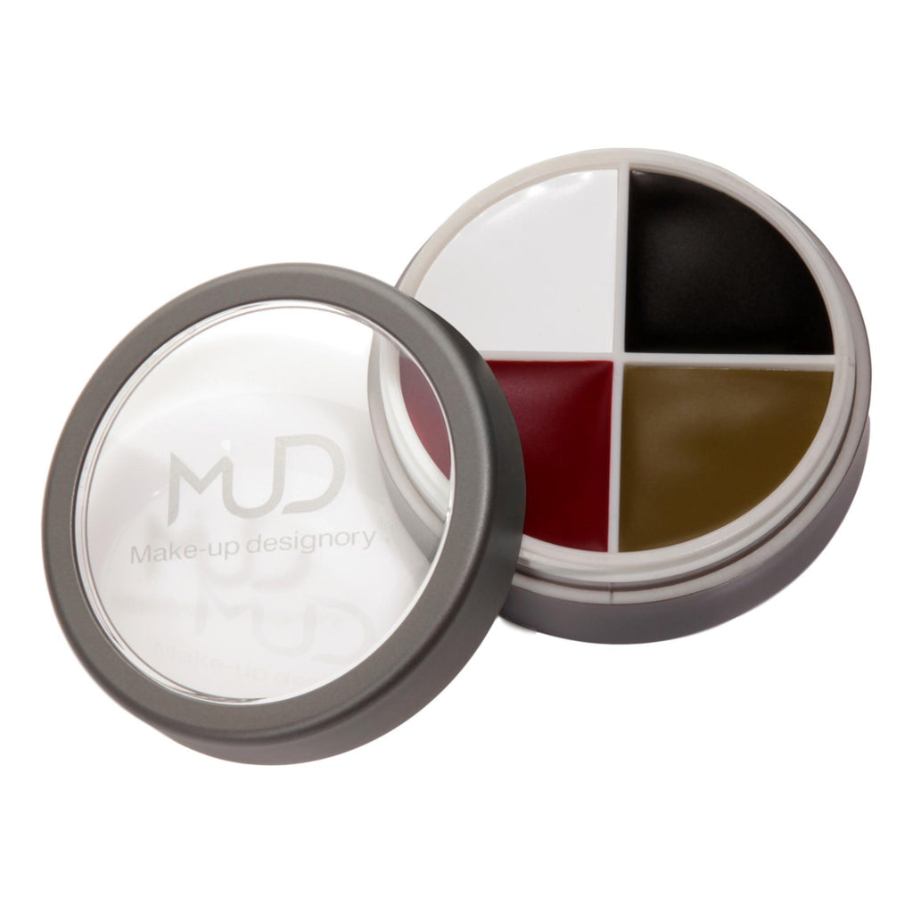 MUD Professional Cream Palette CFX #1