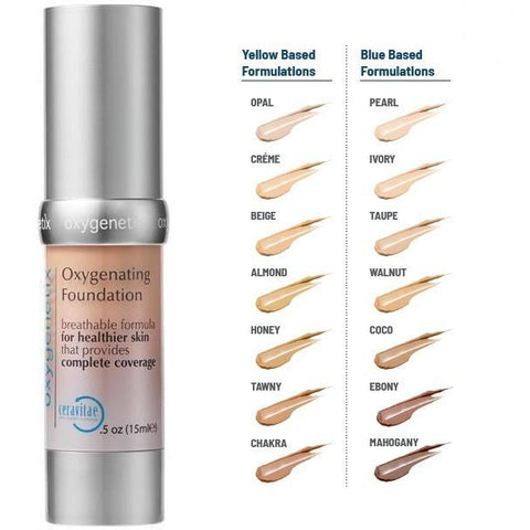 Image of Foundations, Concealers & Prim Opal Oxygenetix Breathable Foundation