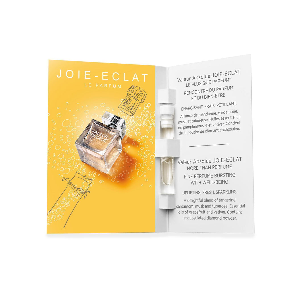 Fragrance Joie-Eclat Valeur Absolue Perfume Sample / 0.05 Fl. Oz.