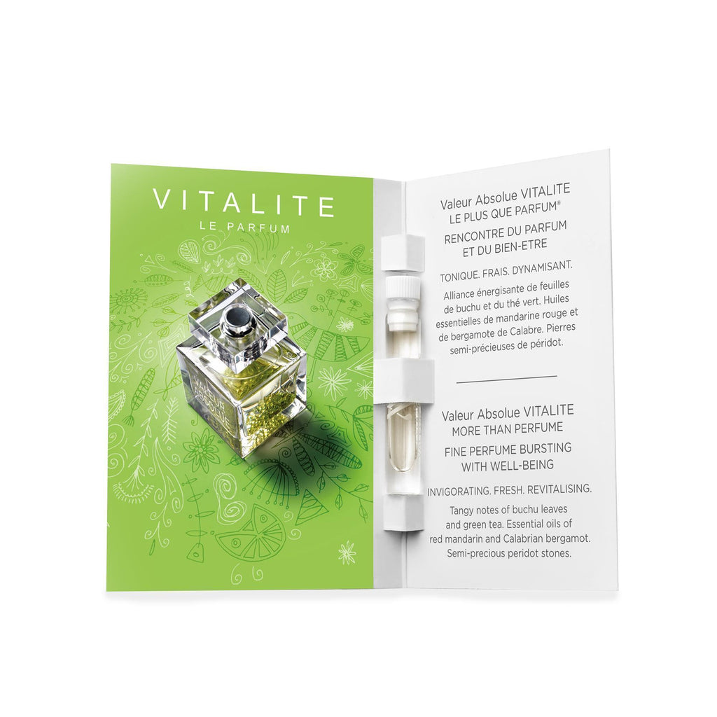 Fragrance Vitalite Valeur Absolue Perfume Sample / 0.05 Fl. Oz.