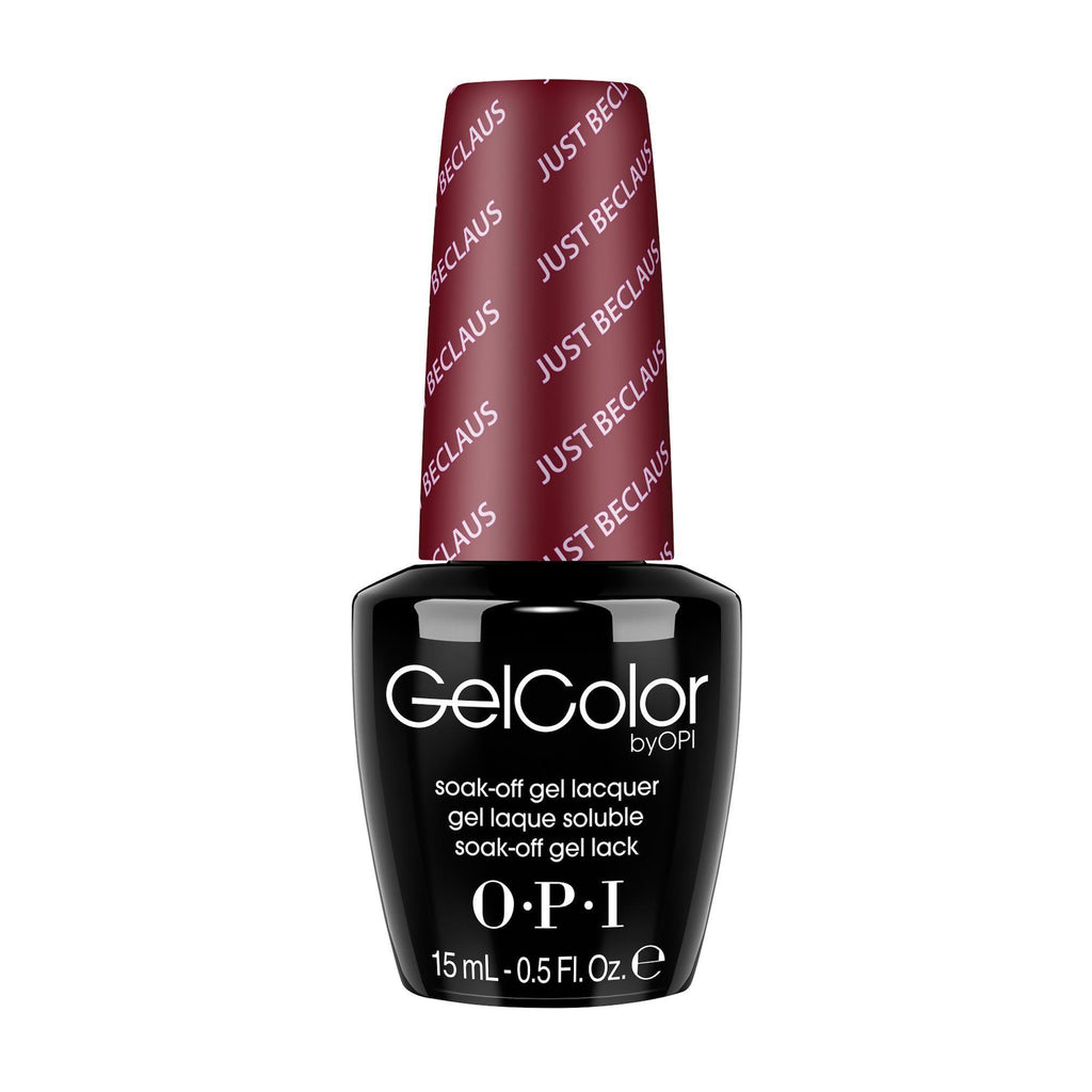 Gel Lacquer OPI Just BeClaus / GelColor