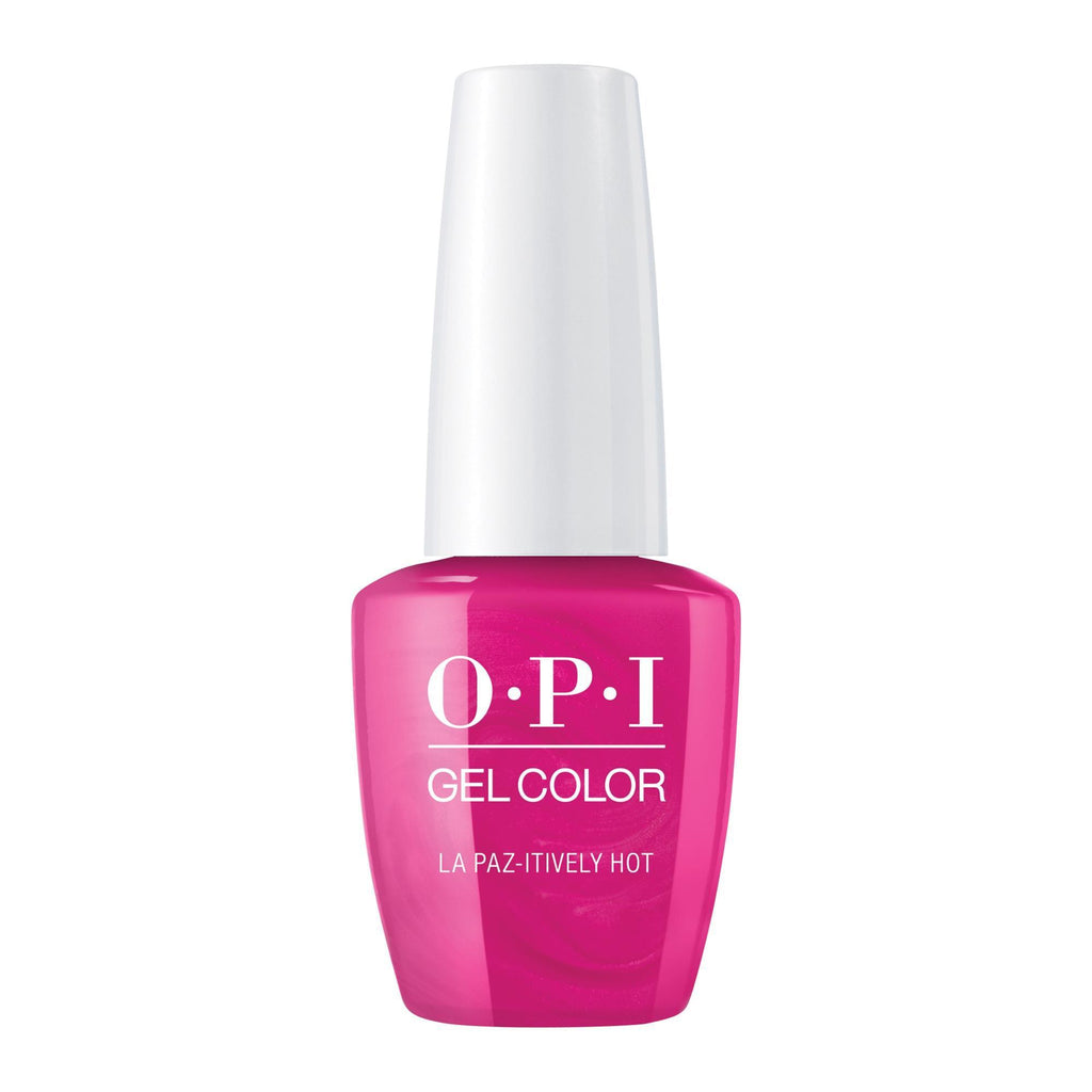 Gel Lacquer OPI La Paz-Tively Hot Gel