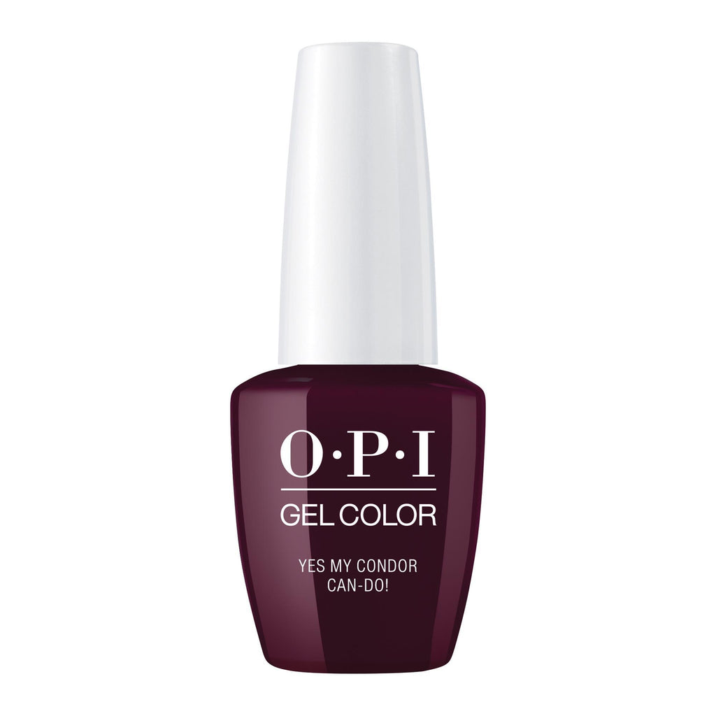 Gel Lacquer OPI Yes My Condor Can-do! GelColor